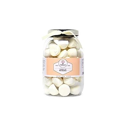 mallow tree vanilla flavoured white marshmallow balls in a gift jar, 600 g Mallow Tree Vanilla Flavoured White Marshmallow Balls in a Gift Jar, 600 g 31gewllRzjL