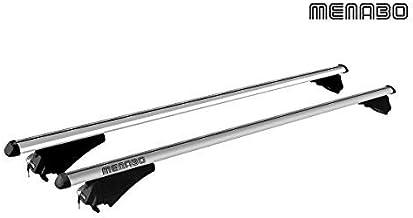 VDP CRV120A 05-12 E91 Porte-Skis//Porte-Skis en Aluminium 4 Paires de Skis BMW s/érie 3 Touring
