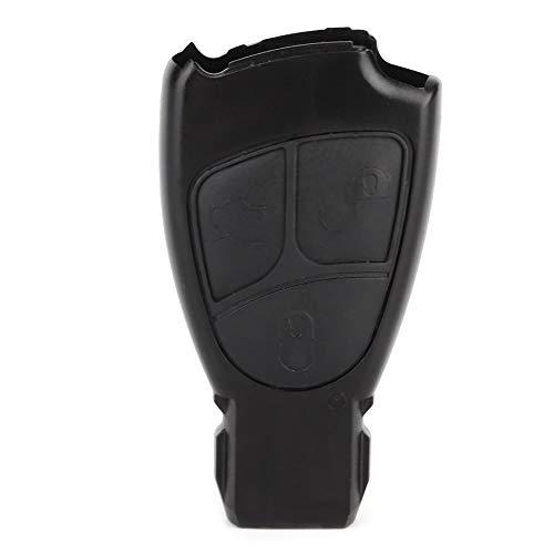 Broco Coche 3 botones del control remoto clave de caso control en forma for el Mercedes Benz W203 W211 W204