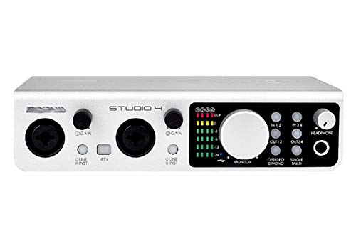 Purchase YYZLG Professional K Song Recording USB Sound Card, Stage Mixer 4-Channel Audio Mixer Recor...