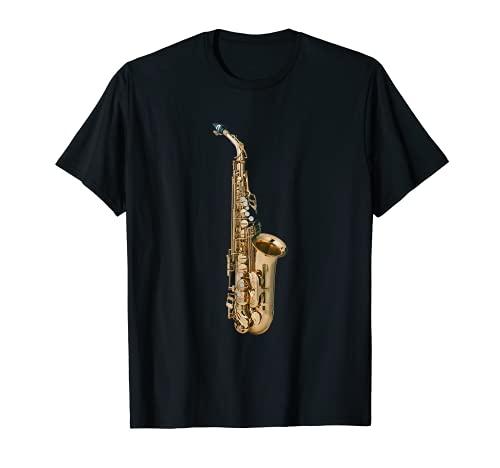 Cooles Saxophon Jazz Musik Musiker Saxophon