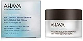 AHAVA Age Control Brightening Eye Cream, 15ml