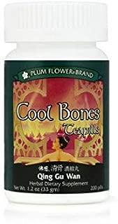 Cool Bones Teapills (Qing Gu Wan), 200 ct, Plum Flower