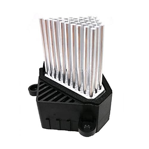 Huhu 64116923204 64116929580 FIT FOR para BMW E46 E39 E83 E53 X5 X3 M5 3/5 Series Coche Ventilador eléctrico Bloper Motor Resistor 64116923204