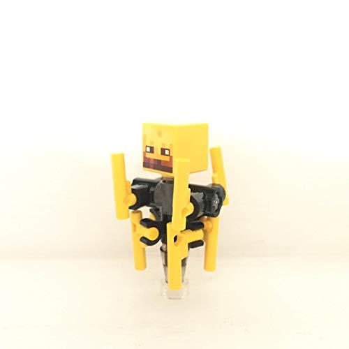 maisterkaio-de Lego Figur Lohe -- Minecraft -- (aus Set 21154, kompatibel mit Anderen Lego)