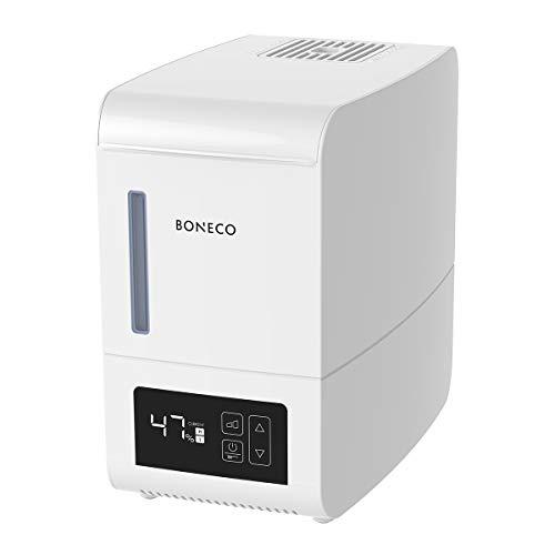 Boneco S250 Luftbefeuchter, Verdampfer für kalk- und keimfreien Wasserdampf