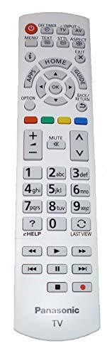 Fernbedienung N2QAYB000840 kompatibel mit/Ersatzteil für Panasonic TV-Geräte