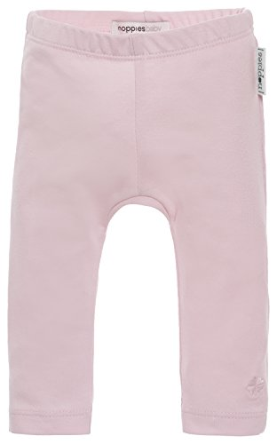 Noppies Baby - Mädchen Legging G Ankle Angie, Einfarbig, Gr. 74, Rosa (Light Rose C092)