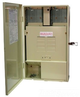 Intermatic New sales T40000R4 Timer Switch New item Load Center Gcfi E Outdoor in W