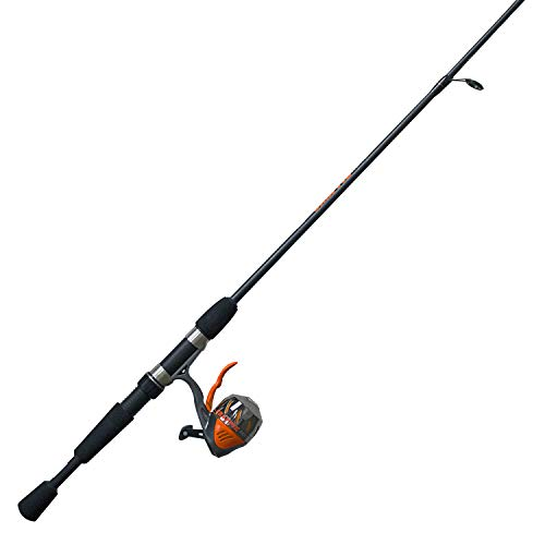 Zebco CRFTS502ULA.NS4 Crappie Fighter 502UL TS Combo 6#