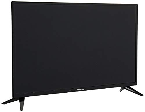 Hisense 32H3D1 TV HD LED 32' Basica con 2HDMI y 1USB, color negro