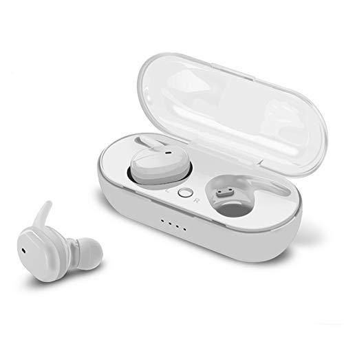 Auriculares Bluetooth, Inalámbrico Control Táctil con Graves Profundos In-Ear Auriculares...