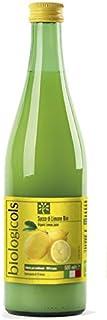 シチリア産有機レモン生搾りストーレート果汁 500ml 有機JAS認証