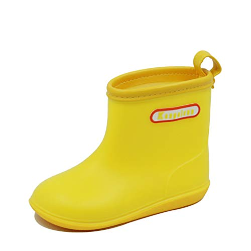 Infant Yellow Boots