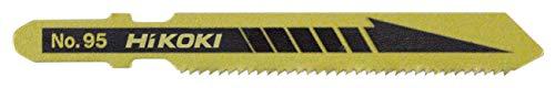 日立工機 ハイコーキ 工機 Koki 工機 ジグソー用ブレード NO.95 ステンレス用 18山 インチ 10枚入 0032-3707