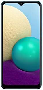 Samsung Galaxy A02 SM-A022M/DS, 4G LTE, International Version (No US Warranty), 64GB, 3GB, Black – GSM Unlocked (At&t Tmobile Metro Latin Europe)