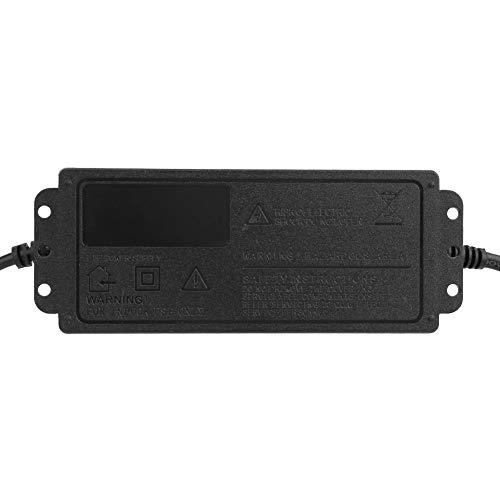 Adaptador de corriente ajustable, kit de fuente de alimentación de 9v-24v Adaptador de corriente hecho de plástico 9V-24V DC