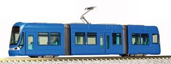KATO Nゲージ マイトラム BLUE 14-805-1 鉄道模型 電車
