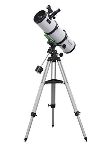 Amazon.co.jp限定国内正規品Sky-Watcher スカイウォッチャー 天体望遠鏡 反射式 赤道儀式 口径 130mm スタークエスト 130N 4㎜アイピースセット SET061