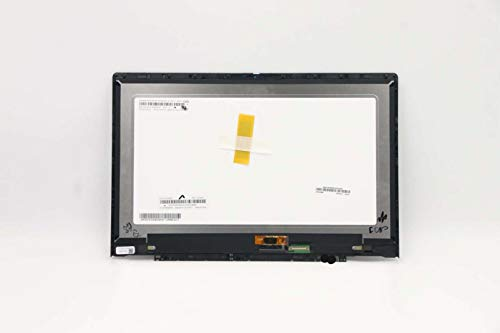 MRY- 13.3' FHD LCD Touch Screen+Bezel Assembly for Lenovo Chromebook Flex 5-13IML05 82B80006UX