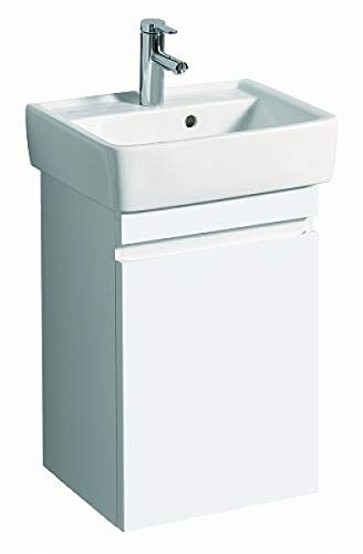 Keramag RENOVA Nr.1 PLAN Handwaschbecken-Unterschrank 414 x 586 x 345 mm Weiß Hochglanz - Lackierung