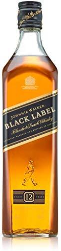 【バレンタインギフトに】【販売量世界No.1スコッチウイスキー】ジョニーウォーカーブラックラベル12年[ウイスキーイギリス700ml][ギフトBox入り]