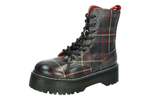 ZAPATOP 27479300 Botas Abby SQR Mujer Botines