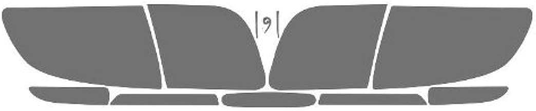Subject 9 - Fits: Mazda 3 SEDAN Pre-cut vinyl overlay Taillight PLUS tint (2004 2005 2006 2007 2008 2009) LIGHT