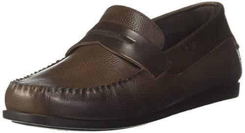 Lee Cooper Men's Brown Sneakers - 8 UK (42 EU) (9 US) (LC1165D)