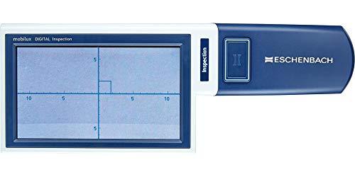 Eschenbach Lupe mobilux, DIGITAL, Touch HD, elekt. Sehhilfe