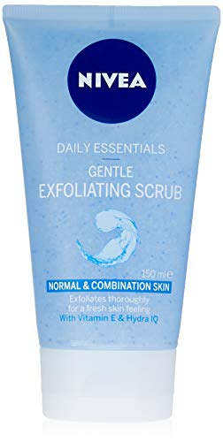 Nivea Daily Essentials Exfoliating Scrub 1x150ml - Peeling