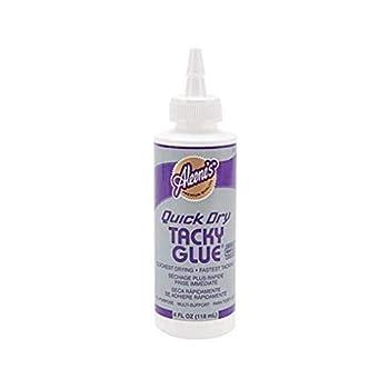 Aleene S Quick Dry Tacky Glue-4oz