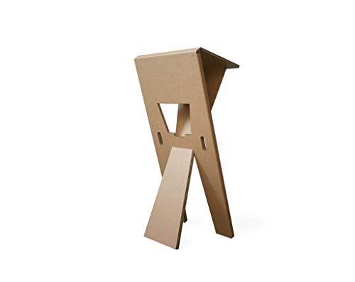 ROOM IN A BOX Rednerpult   zusammenklappbar stabil platzsparend Schlichtes Design