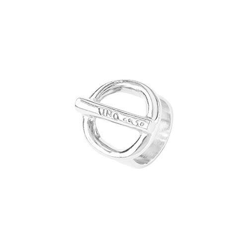 Uno de 50 Forma un anillo único en un circulares con una barra delicado