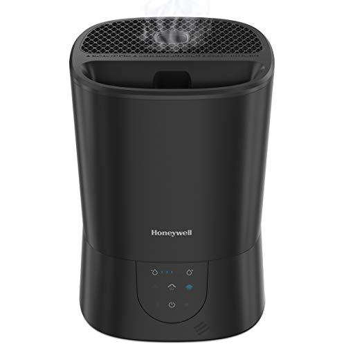 Honeywell Top Fill Warm Mist Humidifier, Black