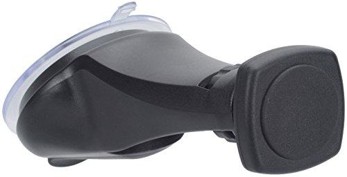 HR GRIP Smartphonehalter HR Mount Magnet-Tec mit Saugnapf für die Windschutzscheibe [5 Jahre Garantie | Made in Germany | 360 Grad drehbar | Inklusive Conector-Adapter] - 22012211