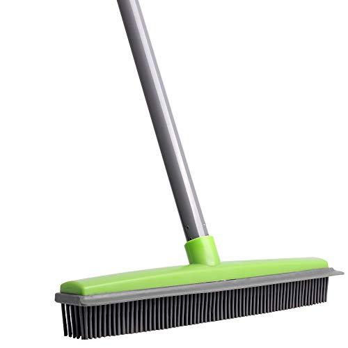 Soft Push Broom Bristle Rubber 59