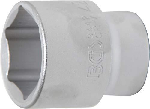BGS 3442 | Steckschlüssel-Einsatz Sechskant | 20 mm (3/4 Zoll) | SW 42 mm