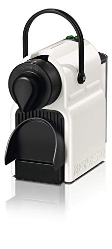 Nespresso Inissia Coffee Capsule Machine, White by Krups