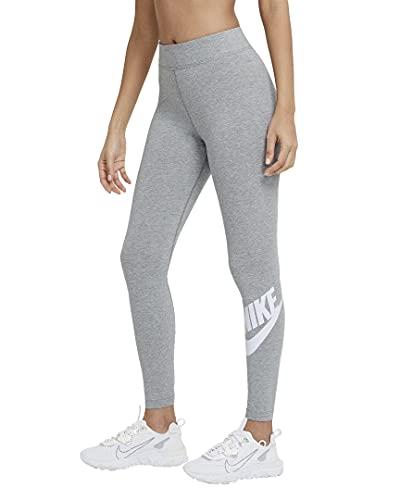 Nike Essential High Rise GX Leggings Tights (M, Grey)