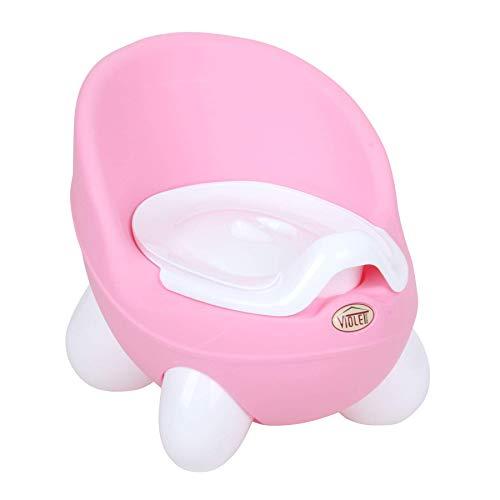 Orinal Infantil, Orinal Bebé, Water para Niños, WC Bebé (Rosa)
