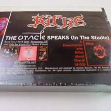 Affordable Kittie The Oracle Speaks (in The Studio) Interview Heavy Metal Band Rare Promo VHS Home Video