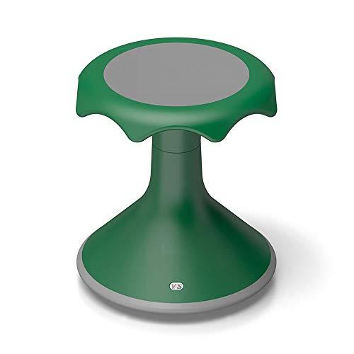 "Hokki Stool 15"" Green"