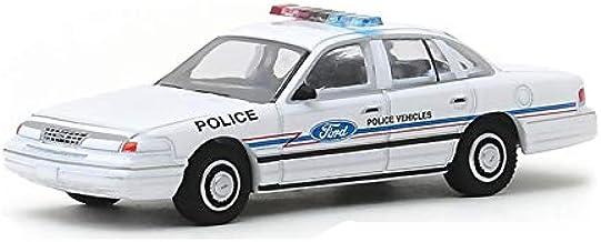 GREENLIGHT 42910 B 1961 CHECKER MARATHON CITY of CHICAGO POLICE ...