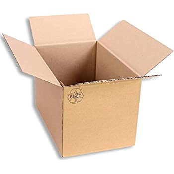 300 Faltkartons 300 x 200 x 200 mm Versandkartons Faltschachteln Falt-Karton