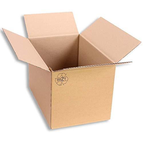 Faltkarton 300 x 200 x 200 mm Karton Schachtel Versandkarton Paketversand 25 Stück