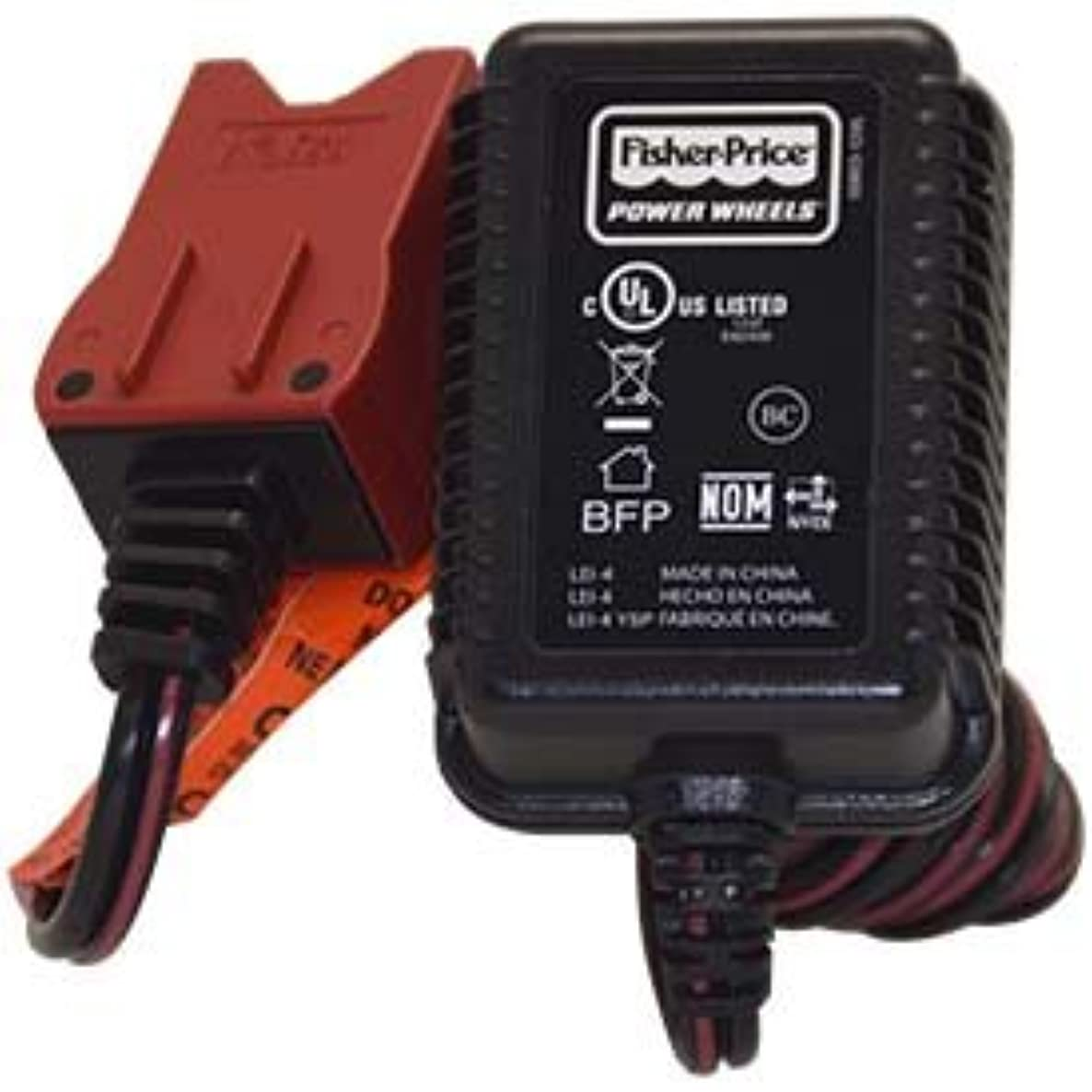Replacement For FISHER PRICE 76229 POWER WHEELS RAPID BATTERY CHARGER Battery