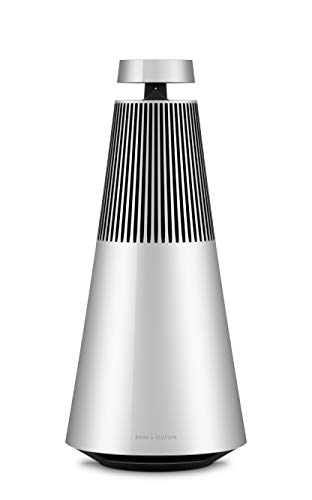 Bang & Olufsen Beosound 2 (1. Generation) tragbarer Wireless Lautsprecher  - Natural Aluminium