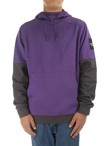 The North Face M Fine Box Hd Tillandsia Purple S
