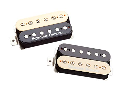 Seymour Duncan Saturday Night Special Pickup Set Zebra